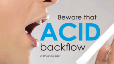 Photo of Beware That Acid Backflow