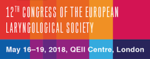 12th Congress of the European Laryngological Society @ Queen Elizabeth II Conference Centre, London, United Kingdom | England | United Kingdom