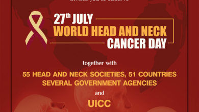 Photo of The 4th World Head and Neck Cancer Day
