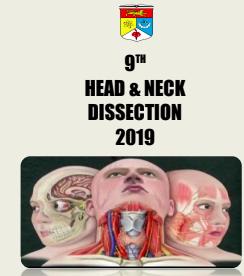 9TH HEAD & NECK DISSECTION 2019 @ 9 TH FLOOR, CLINICAL BLOCK HCTM UKMMC | Kuala Lumpur | Wilayah Persekutuan | Malaysia