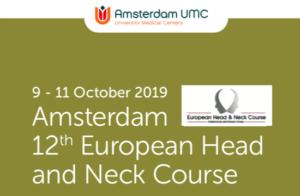 Amsterdam 12th European Head and Neck Course @ Openbare Bibliotheek Amsterdam | Amsterdam | Noord-Holland | Netherlands
