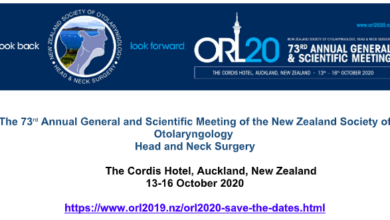 Photo of 73rd Annual General and Scientific Meeting of the New Zealand Society of Otolaryngology, Head and Neck Surgery