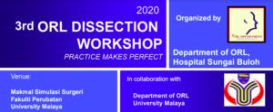 3rd Hospital Sg Buloh Dissection Workshop @ Makmal Simulasi Surgeri University Malaya | Kuala Lumpur | Wilayah Persekutuan Kuala Lumpur | Malaysia