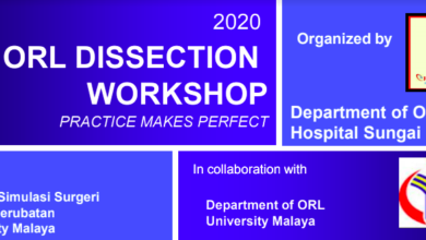 Photo of 3rd Hospital Sg Buloh Dissection Workshop