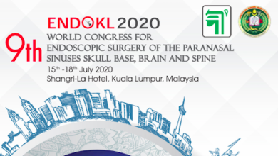 Photo of ENDOKL 2020 – 9th World Congress for Endoscopic Surgery of the Paranasal Sinuses, Skull Base, Brain and Spine