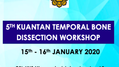 Photo of 5th Kuantan Temporal Bone Dissection Workshop